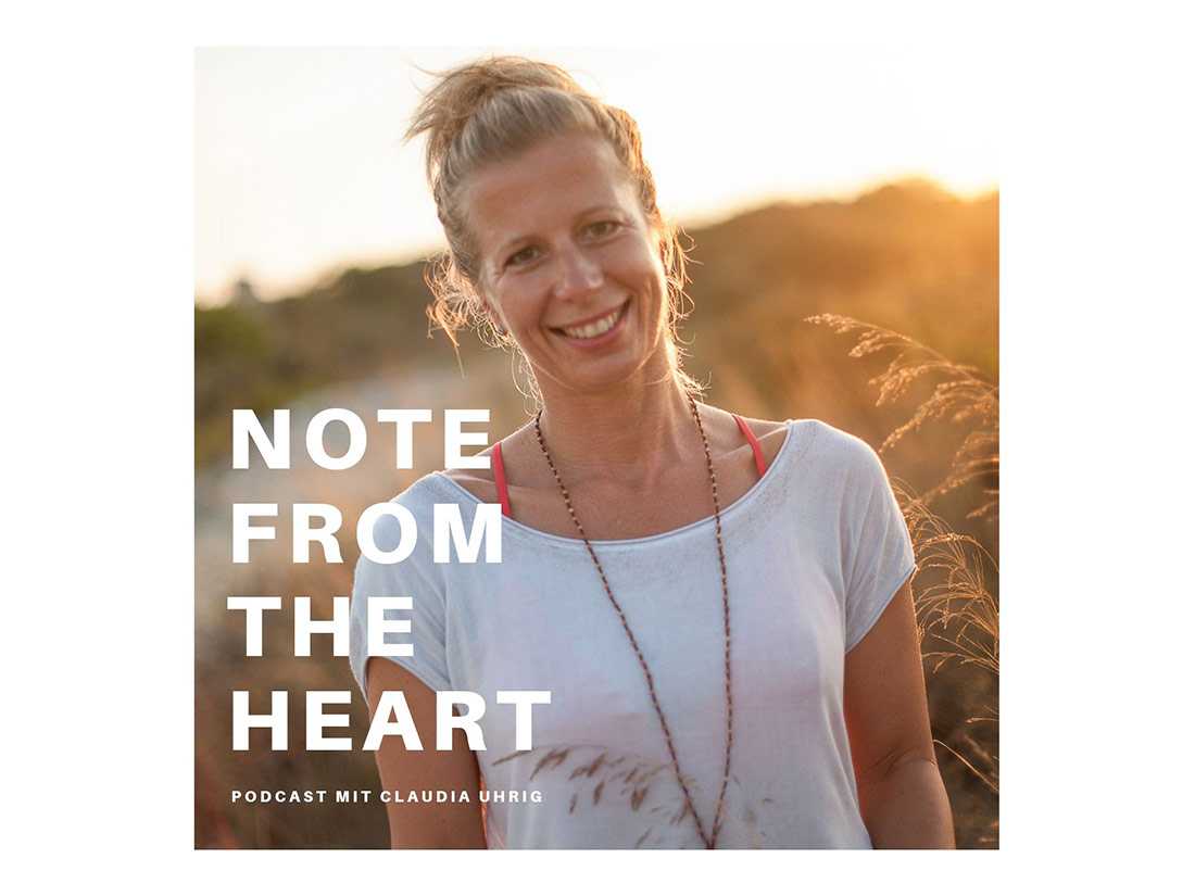 podcast note from the heart
